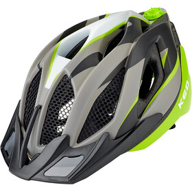 KED Spiri Two Casco, green black matt